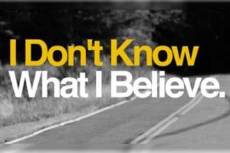 believe-know
