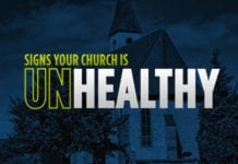 5 Signs You're Part of an Unhealthy Church