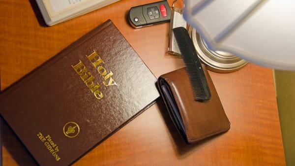 Gideons Distribute Two Billionth Bible