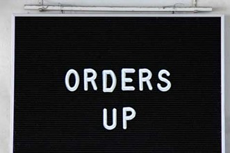 Game - Order up