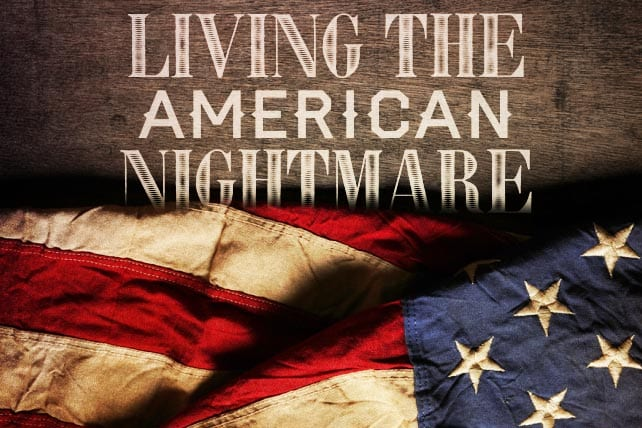 the american nightmare essay The american dream of home ownership has become a nightmare for the baby boomer generation, a home is no longer a cornerstone of advancement but a ball and chain.