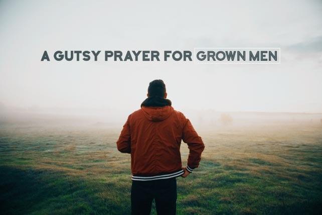 men prayer