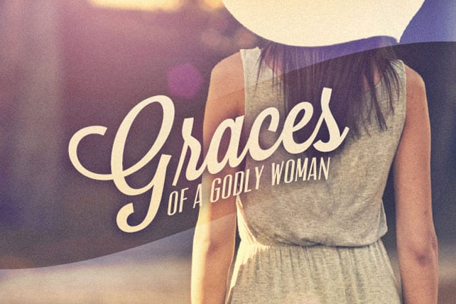 Godly Woman desiring God