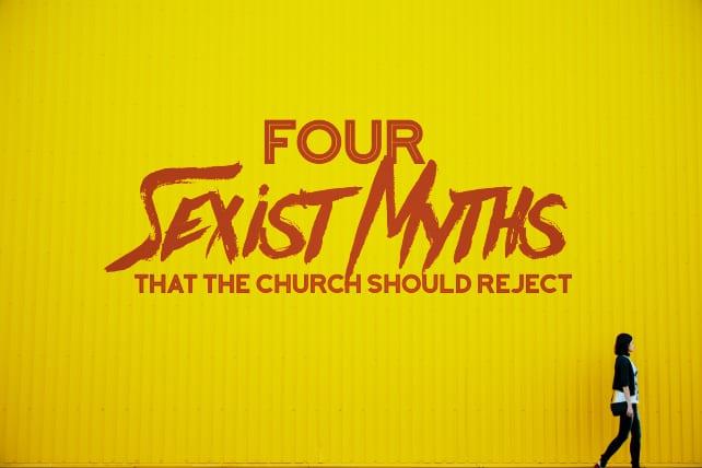 sexist myths