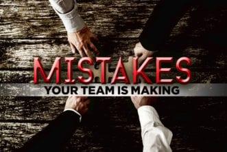 mistakes team