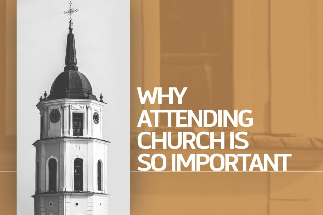 """importance of church God made us for community — and named her """"the church"""" — and being part of this great local and global community plays an important role in assuring us not only that we are not deceiving ourselves in pretending our profession is credible, but also that we truly know whom we have believed (2 timothy 1:12)."""