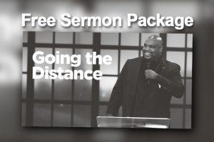 Sermon - Distance