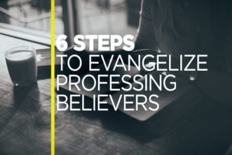 Believers Evangelize share faith