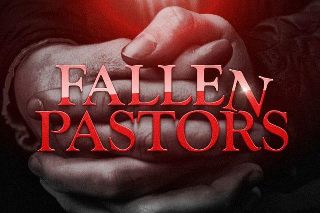 Forgiving Fallen Pastors