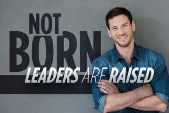 Small Group Leaders Are Not Born raised