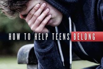 help Teens Belong