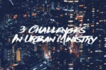 Challenges in Urban Ministry