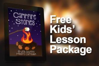 Kids - Campfire
