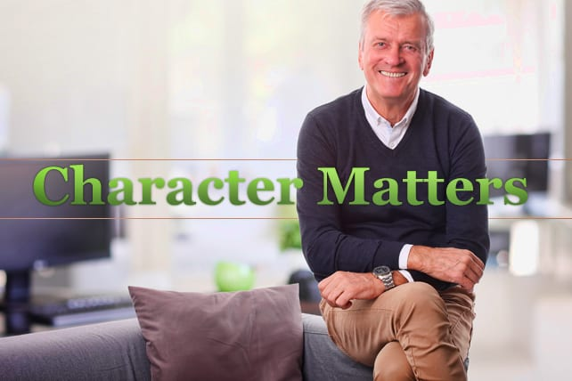 I Still Believe Character Matters