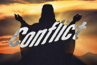 A Powerful Lesson from Jesus in Handling Conflict