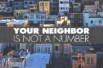 Your Neighbor Is Not a Number