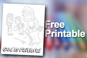 Printable - Ruth
