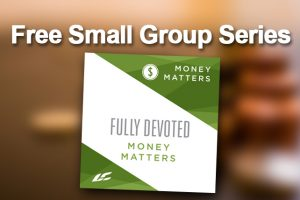 Small Group - Money