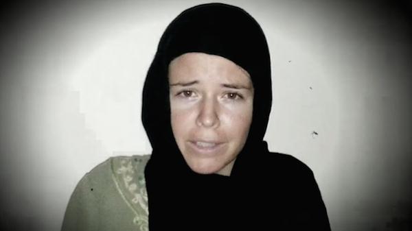 ISIS kayla mueller