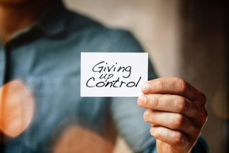 Giving Up Control