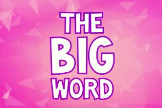 Kidsong 2016 Big Word (Hebrews 12:1)