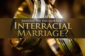 Should We Encourage Interracial Marriage?