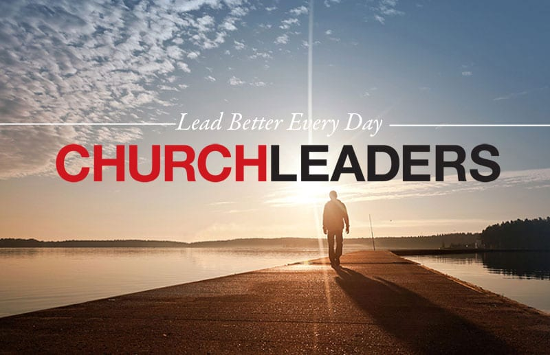 Almost finished ... • ChurchLeaders