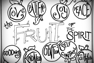 Images Fruit Of The Spirit Joy Coloring Pages