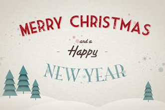 Merry Christmas And Happy New Year Graphics Merry Christmas And Happy