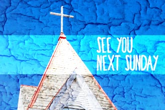 """Why """"See You Next Sunday"""" Is Not Enough for Newcomers"""