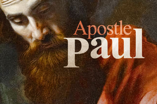 paul the apostle essay Apostle paul research papers discuss his life and role in the christian church research papers on the apostle paul and the bible are written from theology writers at.